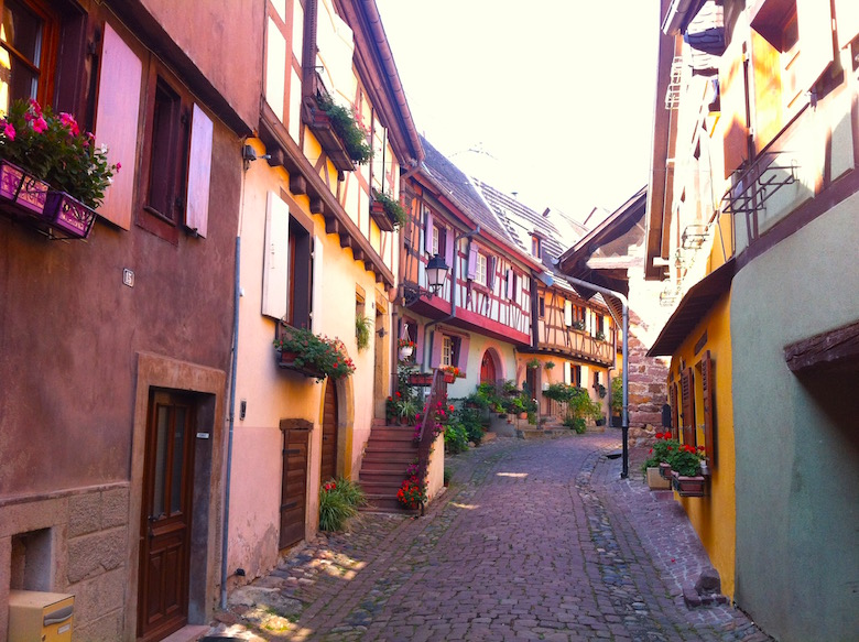 Eguisheim Highlights of the Alsace Wine Route