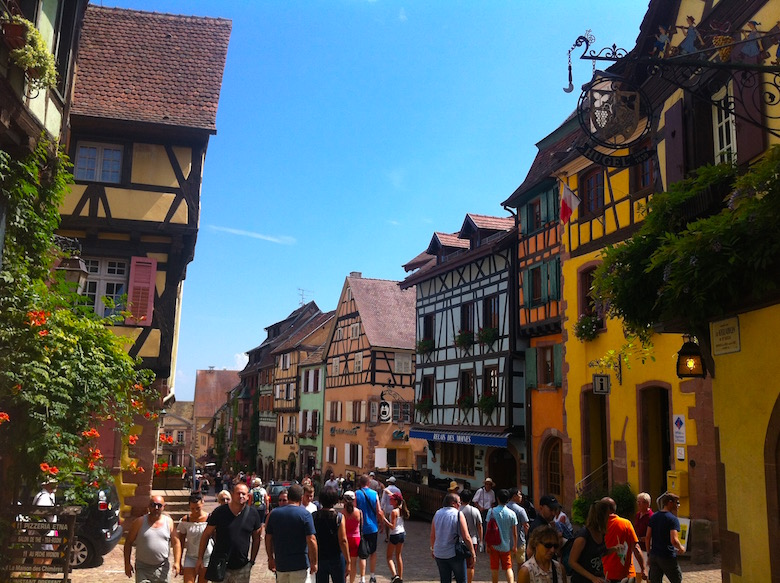 Riquewihr Highlights of the Alsace Wine Route