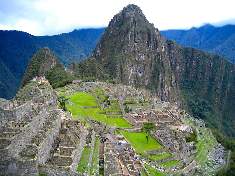 Machu Picchu Peru Top Archaeological Sites