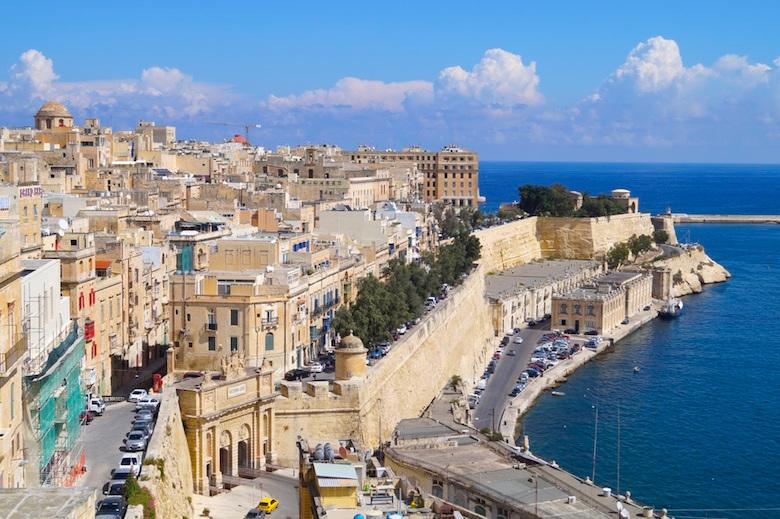 Upper Barrakka Gardens Great Things to See in Valletta