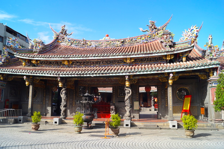Bao'an Temple Top Things to See in Taipei
