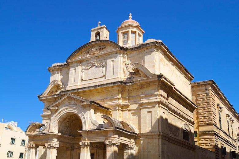 St. Catherine of Italy Church Great Things to See in Valletta