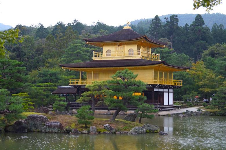 Kinkaku-ji Stunning Things to See in Kyoto