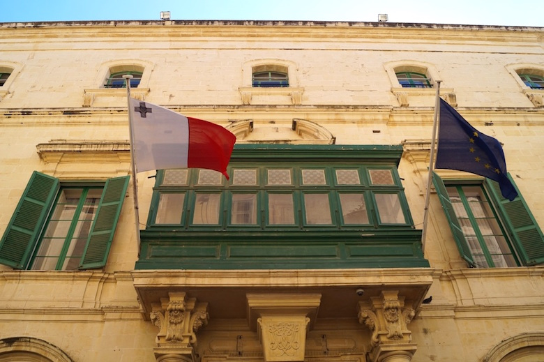 Palazzo Parisio Great Things to See in Valletta
