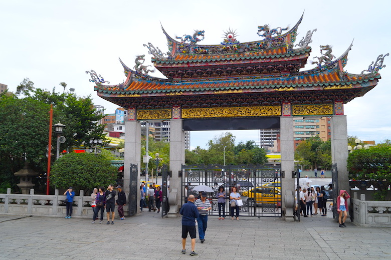Longshan Temple Top Things to See in Taipei