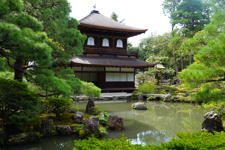 Ginkaku-ji Stunning Things to See in Kyoto