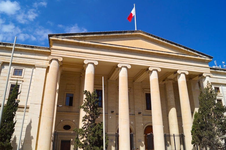 Law Court Great Things to See in Valletta