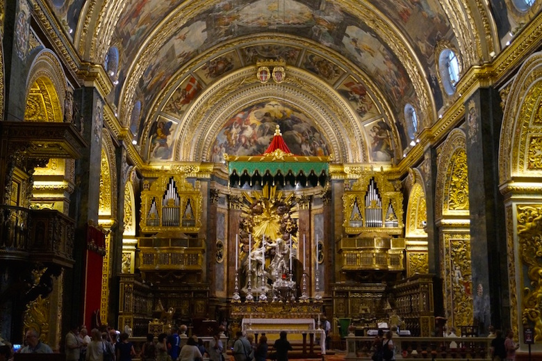 St. John's Co-Cathedral Great Things to See in Valletta