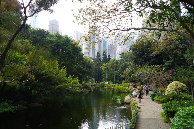 Hong Kong Park Central Three Exciting Days in Hong Kong