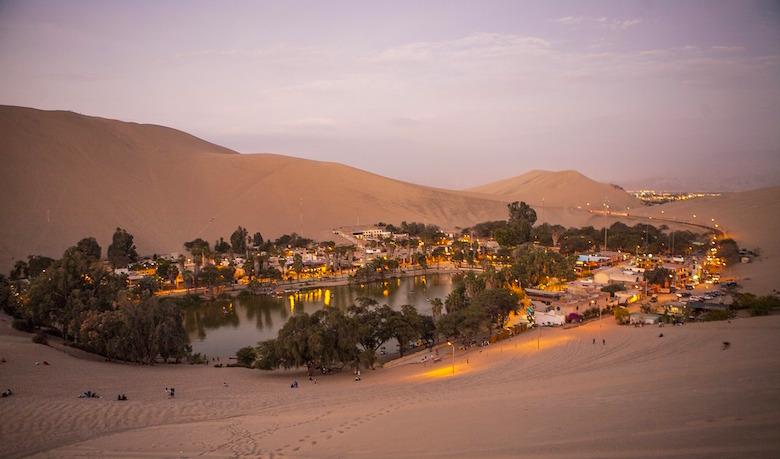 Lagoon Best Things to Do in Huacachina