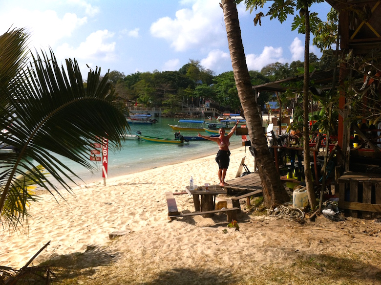Diving Perhentian Kecil Exciting things to do