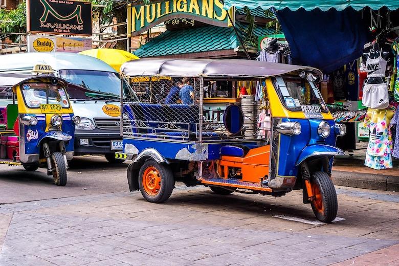 Khao San Road Bangkok Exciting Things To Do