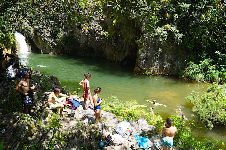 Topes de Collantes Cuba amazing things to see