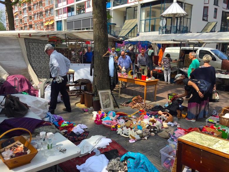 Waterlooplein Flee Market Top Things to Do in Amsterdam