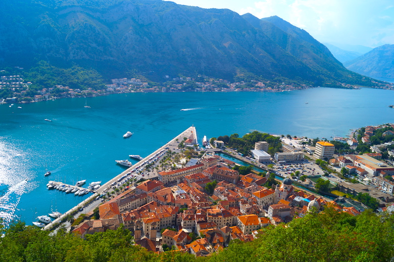 Bay of Kotor Hot to spend three days in Kotor