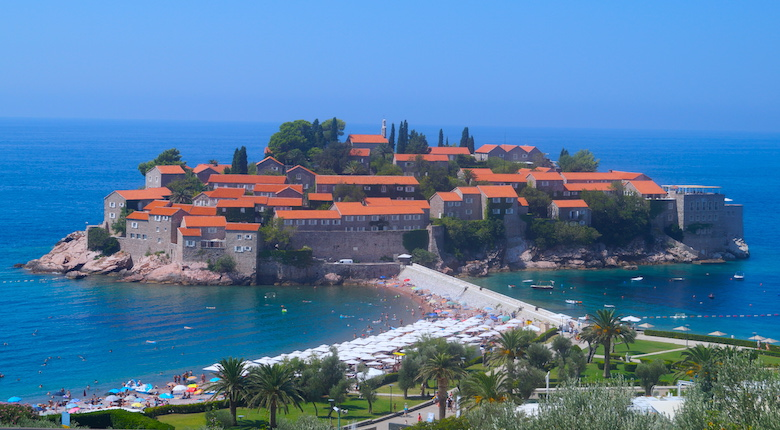 Sveti Stefan How to spend three days in Kotor