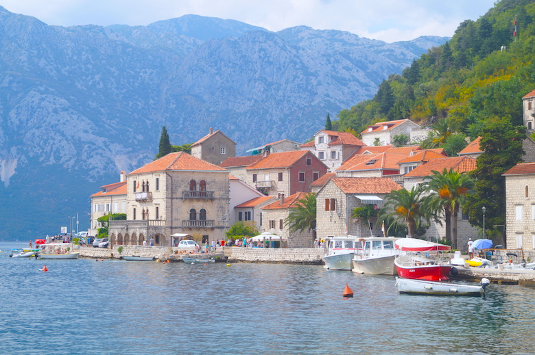 Perast How to spend three days in Kotor