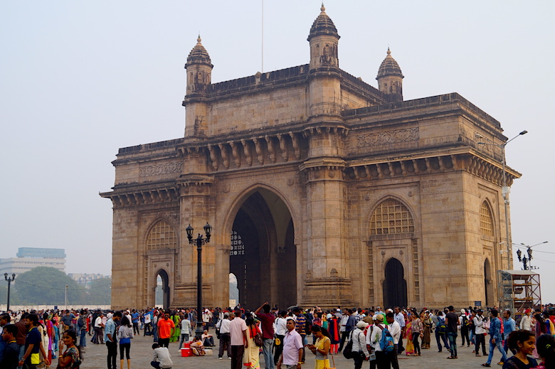 Gate of India Two days in Mumbai