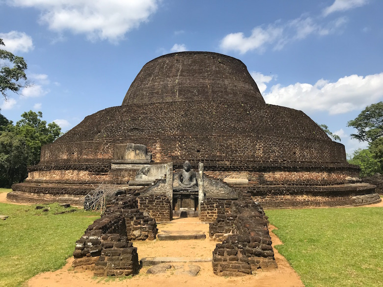 Pabula Vihara Polonnaruwa Anicent City Highlights