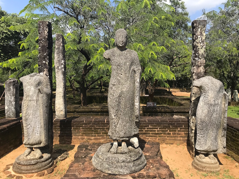 Manik Vihara Polonnaruwa Anicent City Highlights