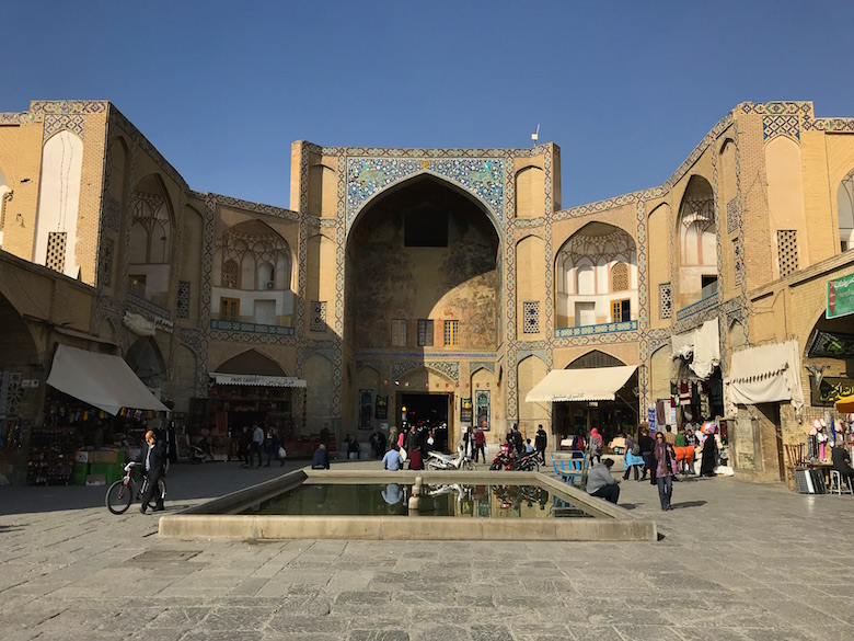 Grand Bazaar Top Attractions in Esfahan