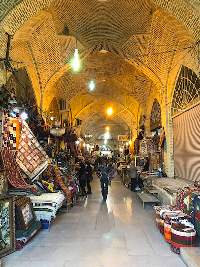 Vakil Bazaar Shiraz Top things to see