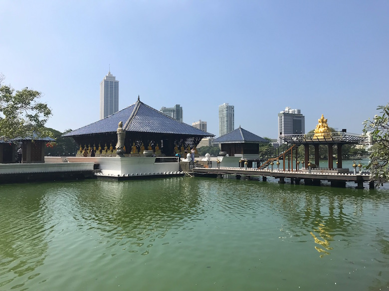 Beira Lake Top Things to Do in Colombo
