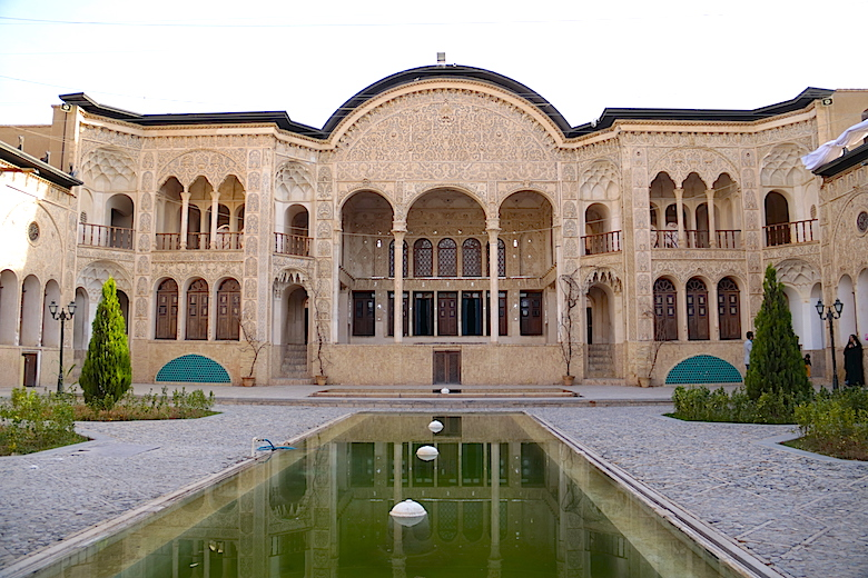 Tabatabaei House Best Places to Visit in Kashan