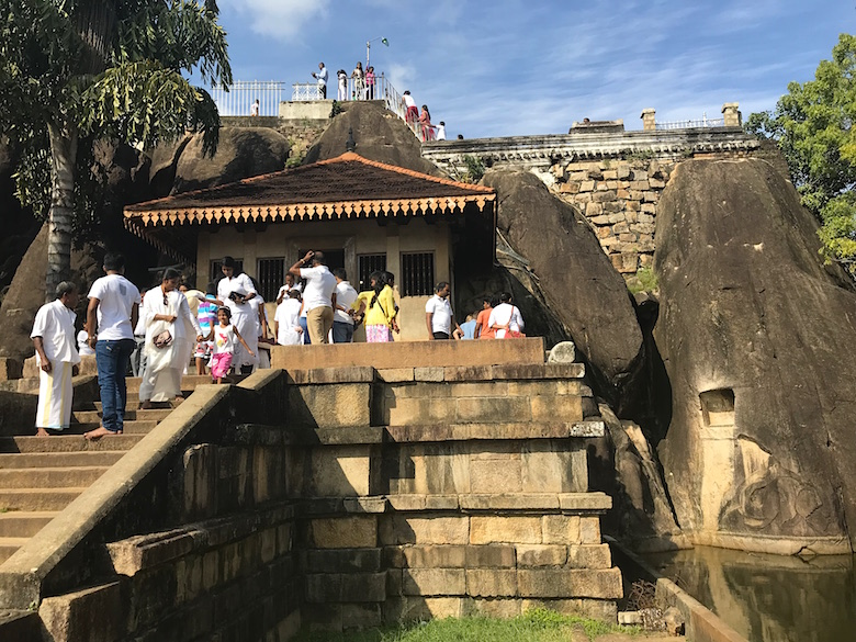 Isurumuniya Temple Anuradhapura Great Places to see