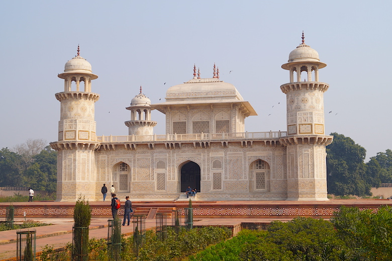 Tomb of Itimad-ud-Daulah Agra Best things to see