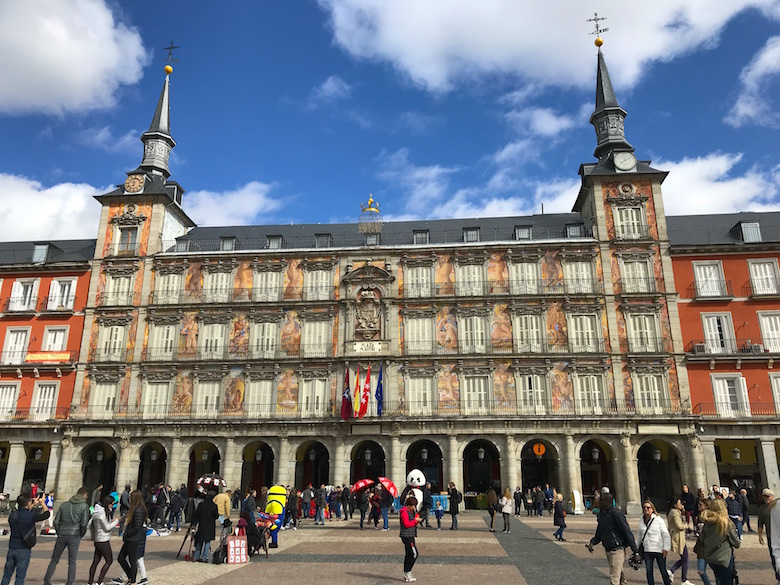 Plaza Mayor Madrid Top things to do