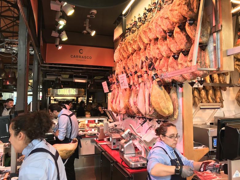 Mercado de San Miguel Madrid Top things to do