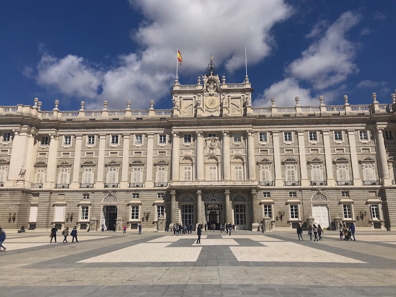 Palacio Real Madrid Top things to do