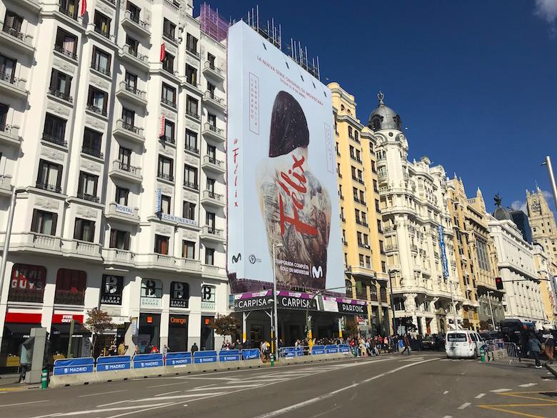 Gran Via Madrid Top things to do