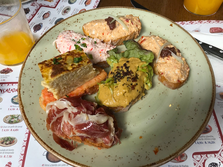 Tapas Madrid Top things to do