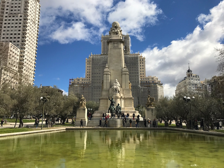 Plaza Espana Madrid Top things to do