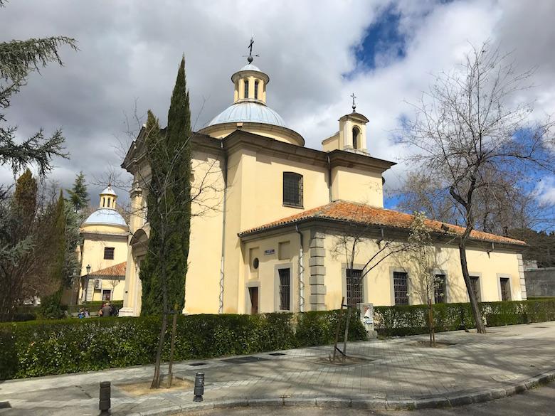 Ermita de San Antonio de la Florida Madrid Top things to do