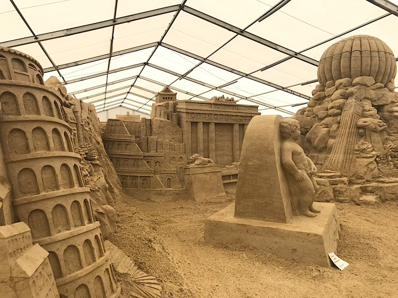 Sand Sculpture Festival Rügen Island Best things to do