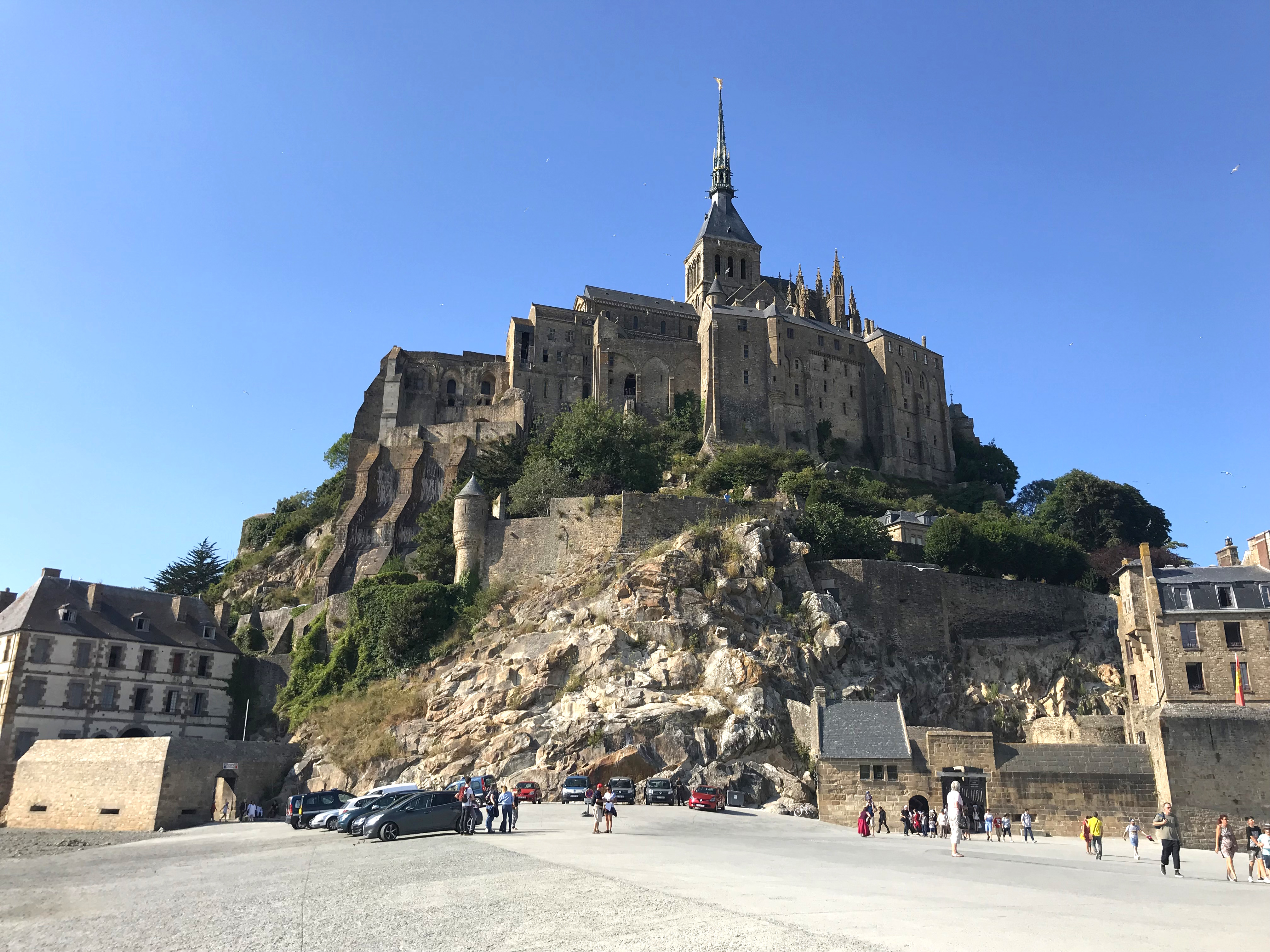 Mont Saint Michel Highlights Brittany Normandy