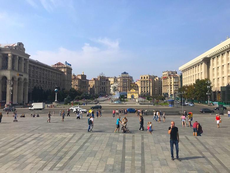 Maidan Nezalezhnosti Kiev Top things to do