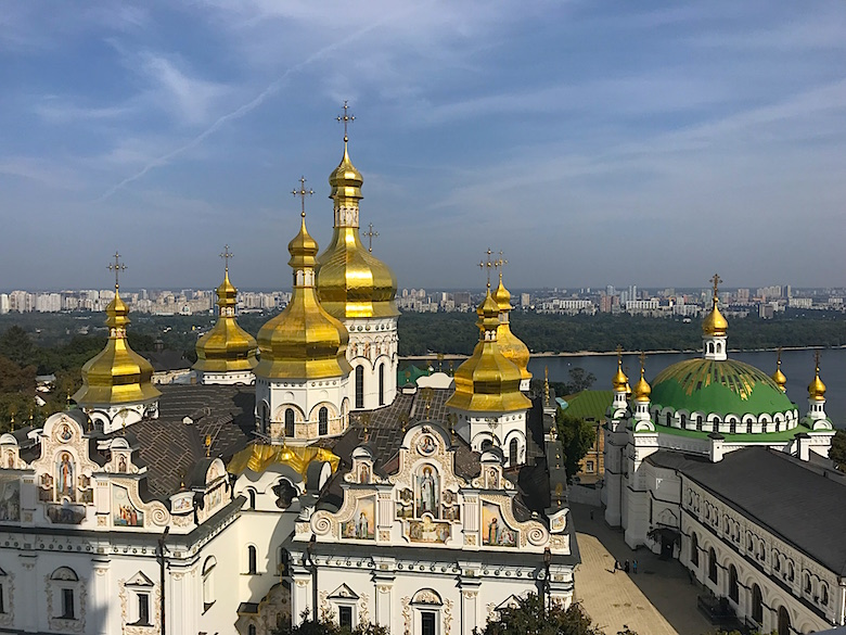 Monastery of the Caves Kiev Top things to do