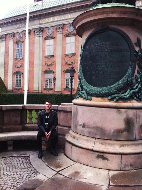 3 Tage Stockholm Stadtrundgang