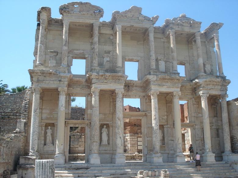Ephesus Türkei Roadtrip