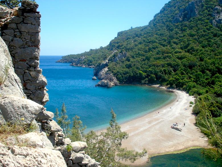 Olympos Türkei Roadtrip