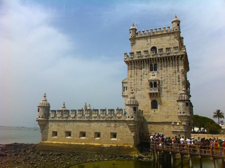 Zwei Tage Lissabon