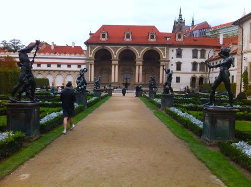 Drei Tage Prag