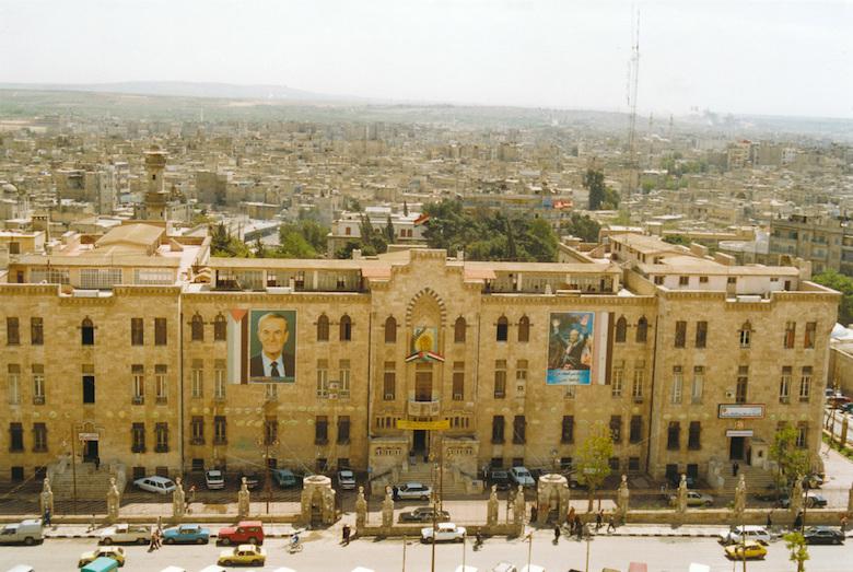 Syrien Roadtrip