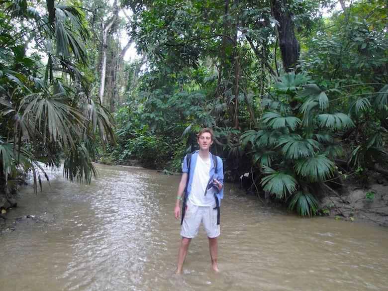 Tayrona Nationalpark Kolumbien