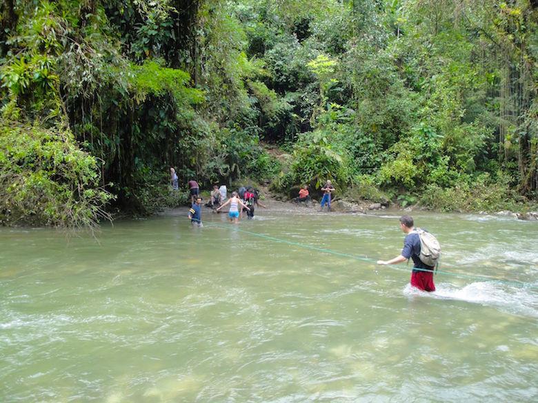 Ciudad Perdida Wanderung Kolumbien
