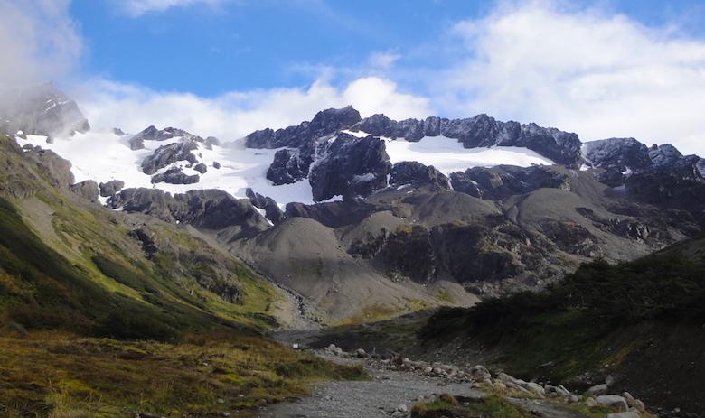 Martial Gletscher Ushuaia